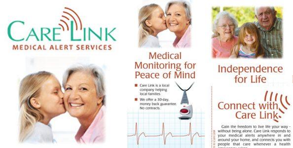 Branding Lifeline for Care Link