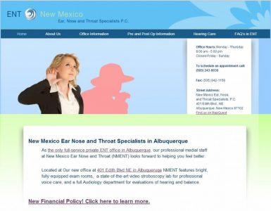 NMENT Website