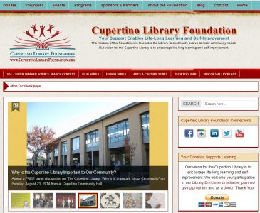 Cupertino Library Foundation