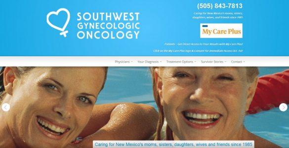 Southwest Gynecologic Oncology Website